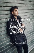 The Devil In The Leather Jacket  by Ivory_Somerhalder