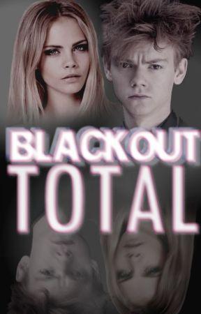Blackout Total | Thomas Sangster by NewtUnicorn