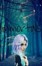 Immortals di Hiki9122