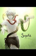 Snake x male demon reader by ClaudeFaustus123