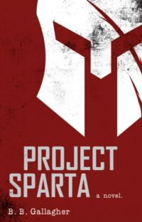 PROJECT SPARTA cover