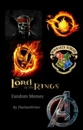 Fandom Memes by TheFateWriter