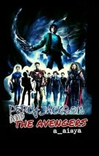 Percy Jackson And The Avengers by a_aisya