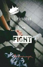 Princess Can Fight  ✓ by theloneranger_