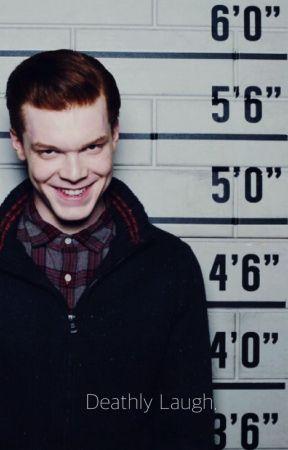 Deathly laugh. | Jerome Valeska | Gotham by AliceinSOU