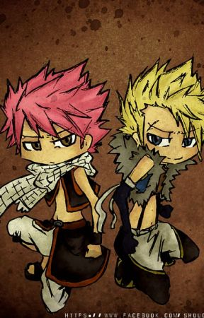 Sting x Natsu the prince from sabortooth by sm0lmight