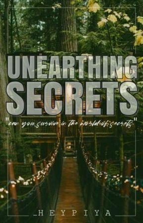 Unearthing Secrets by _heypiya