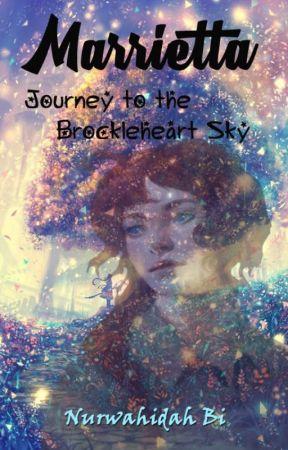 Journey to The Brockleheart Sky by nurwahidahbi