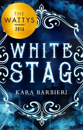 White Stag (PERMAFROST #1) by Pandean