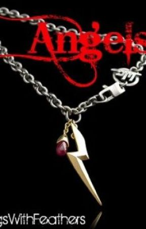 Angels, Book 1 [On Hold] by bailey_the_nerd