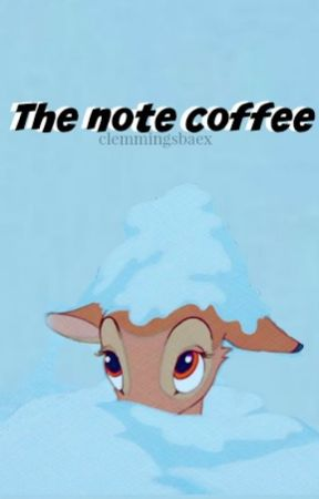 The note coffee x MUKE x by clemmingsbaex