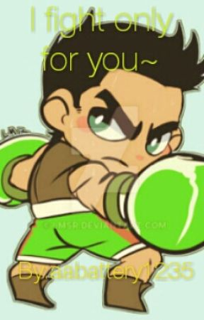 I fight only for you~Boy x Boy SSBB Fanfic~ by aabattery1235