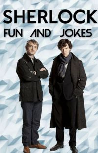 Sherlock - hlášky cover