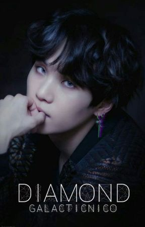 DIAMOND 》 Suga by GalacticNico