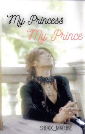 My Princess, My Prince~ [Aoiha] by Shoxx_Machine
