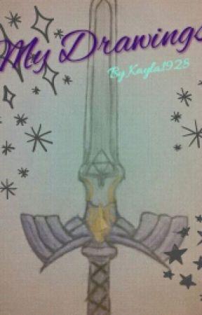 My Drawings by Kayla1928