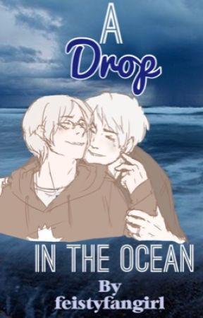 A Drop In The Ocean by dreamanddealings