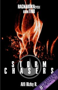 Ragnarökr Cycle: Storm Chasers cover