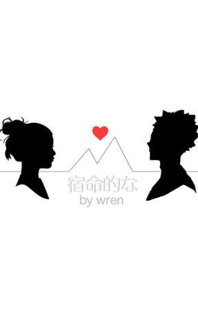 宿命的な [iwaizumi hajime] by wrintertales