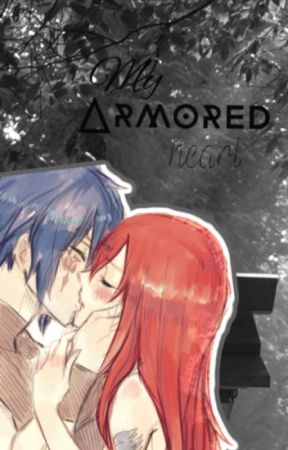 My Armored heart   Book 1   by Luce_Sama