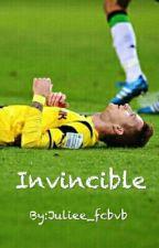 Invincible •Marco Reus• by Juliee_fcbvb