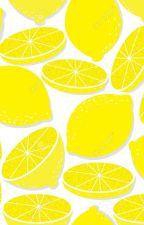 The Book Of Lemons by Barmec1de