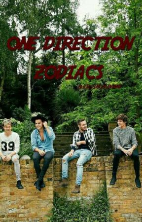 one direction zodiacs by killinghumans