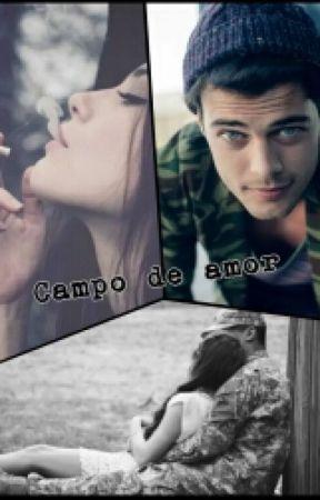Campo de amor by Trouble_Maker_Malik