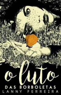 O luto das borboletas [Romance lésbico] cover