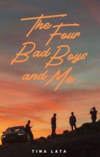 The Four Bad Boys And Me (Published) cover