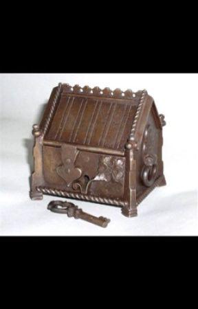 The Secret Box by dilhowlterrrr