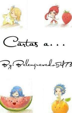 Cartas a... by bunniepinguinito