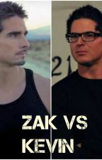 The Fourth Galka Daughter (A Kevin Richardson vs Zak Bagans story)COMPLETED by NessaBSB