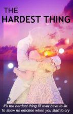 THE HARDEST THING: A Maine - Alden FanFiction [AlDub/MaiDen] by annetheepathyka