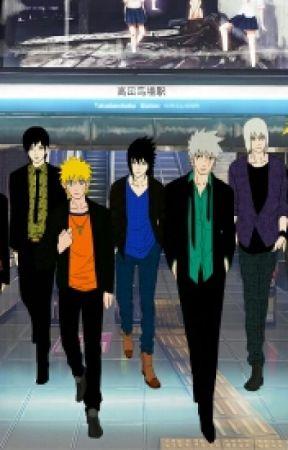 Naruto boy's x Reader by kid_kill