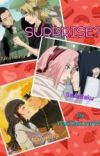 Surprise? (SasuSaku, NaruHina and ShikaTema) cover