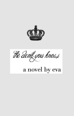 The Devil You Know by EvouzAg