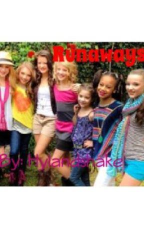 Runaways  ( Dance Mom Fan fic) by baiboibitch