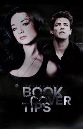 Book Cover Tips by -voidallison