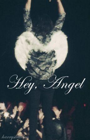 Hey, Angel || H.S. / ZAWIESZONE by stylesdameron