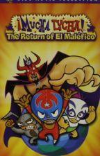 Akito and the Return of El Malefico by PerkyGoth14