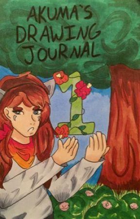 Akuma's Drawing Journal by AkumaZen