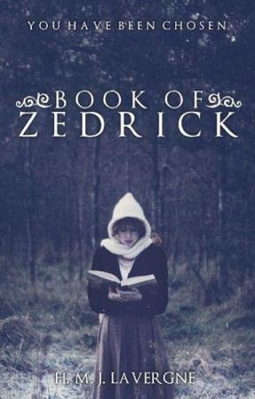 Book of Zedrick by twixedowls