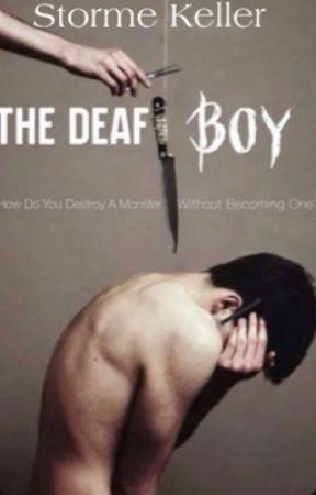 The deaf boy (BGWB) by LatifaKeller