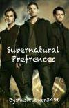 Supernatural Prefrences cover
