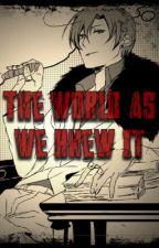 (Mafia!Romano x Reader) The World As We Knew It by Onyxai