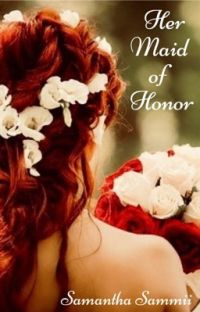 Her Maid of Honor (gxg) cover