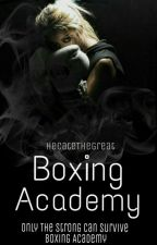 Boxing Academy by HecateTheGreat