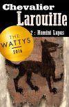 Chevalier Larouille 2: Homini Lupus cover