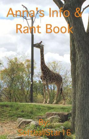 Anna's Info & Rant Book by sunflowersugarmoon